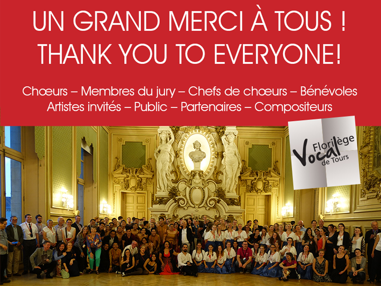 Merci - Thank you