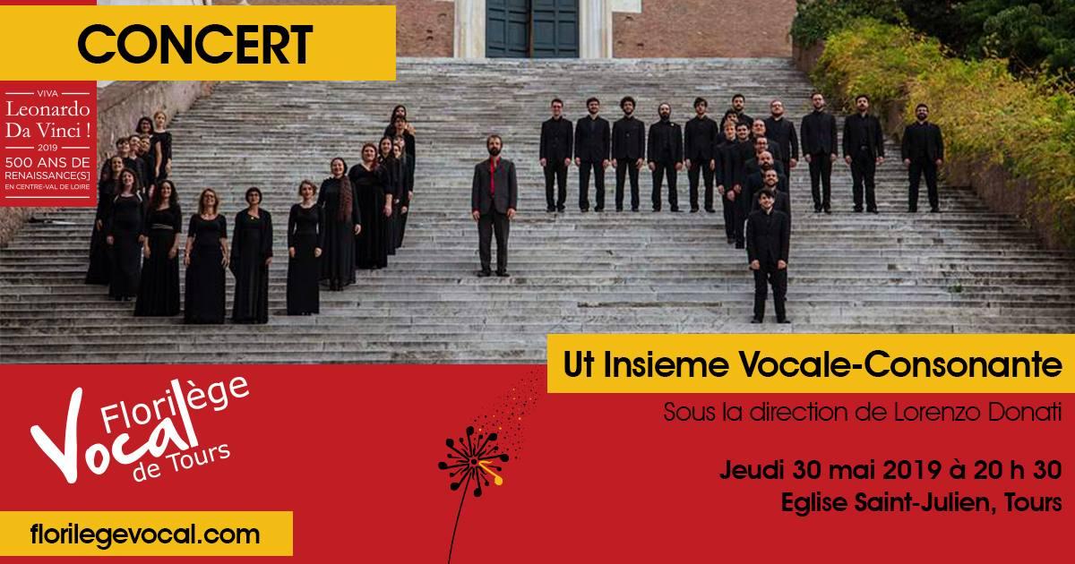 ut Concert Insieme Vocale Consonante