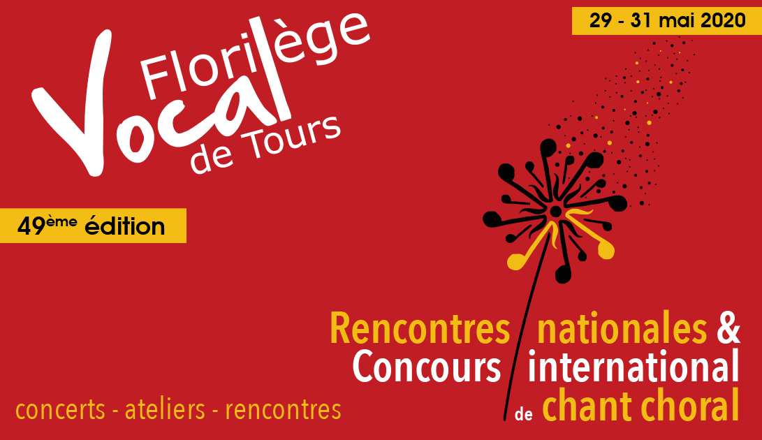 Florilège Vocal de Tours 2020