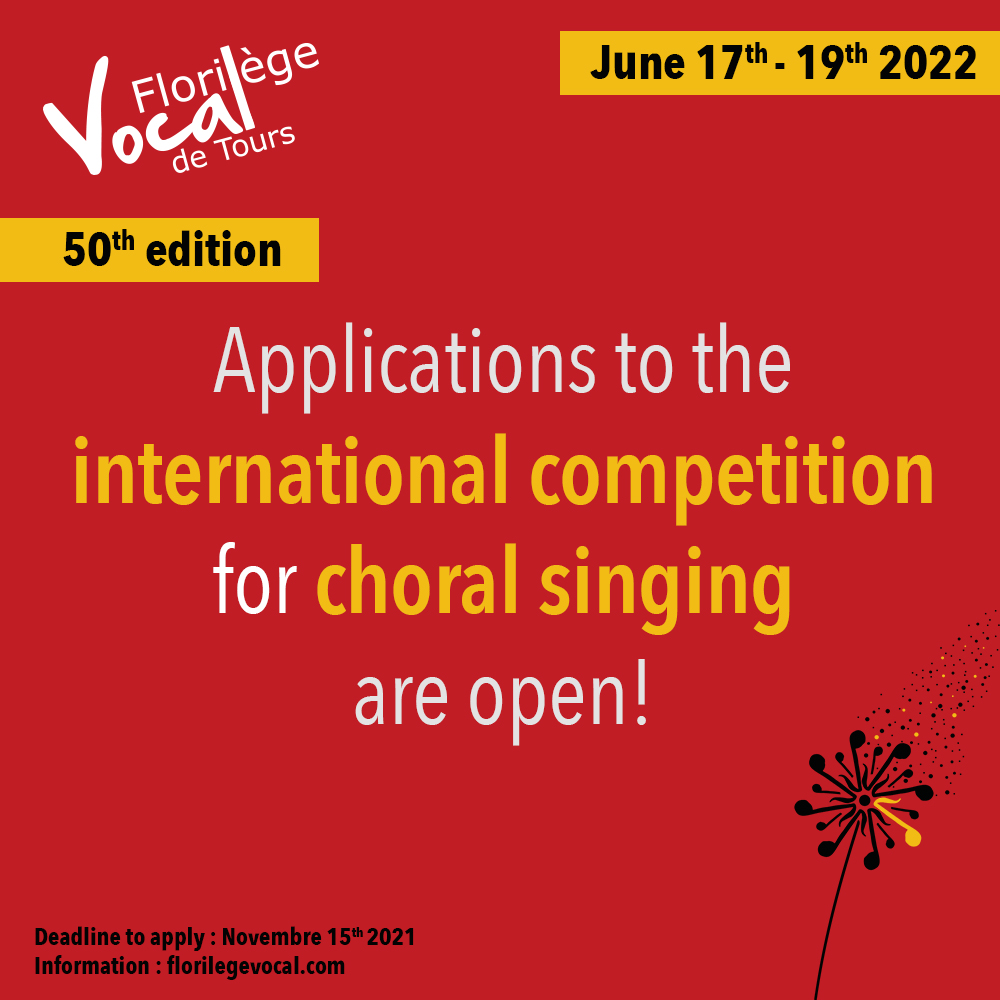 choral song international competition